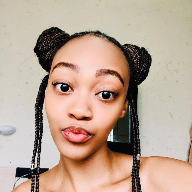 Falling In Love With Pabee Moganedi's Braid Hairstyle