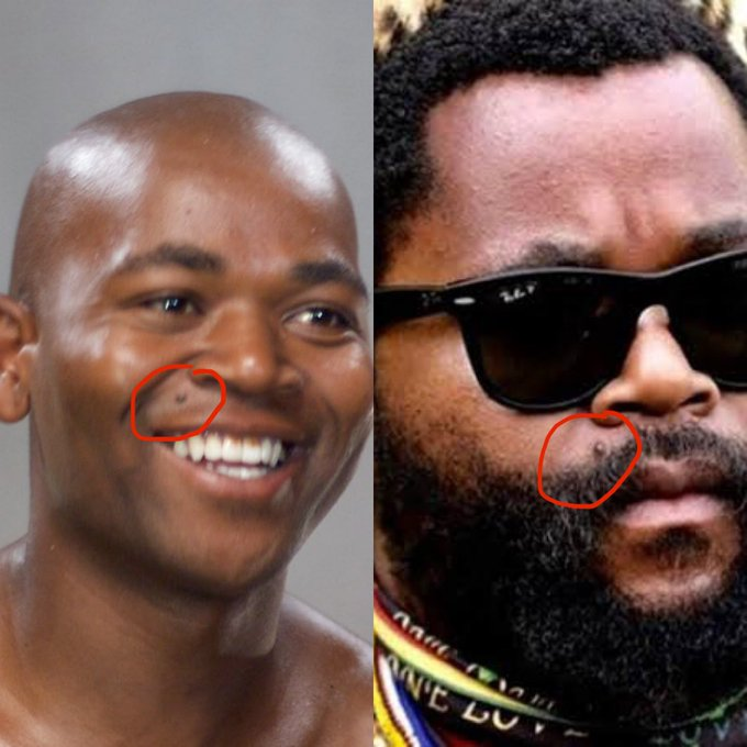 This Pic Of Sjava Leaves Mzansi In Disbelief Is This Really Him Sa411